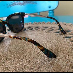 93c4162525 Diff Eyewear Accessories - DIFF Bella tortoise + blue mirror polarized lens